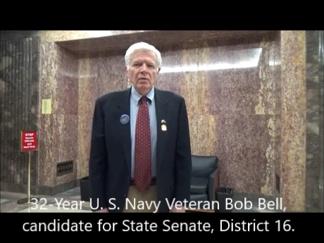 NoPennyRenewal website makes second official Louisiana Legislature endorsement:  32-year retired Navy Veteran Bob Bell for Senate  District 16 over term-limited House dual incumbents Steve Carter and Franklin Foil.