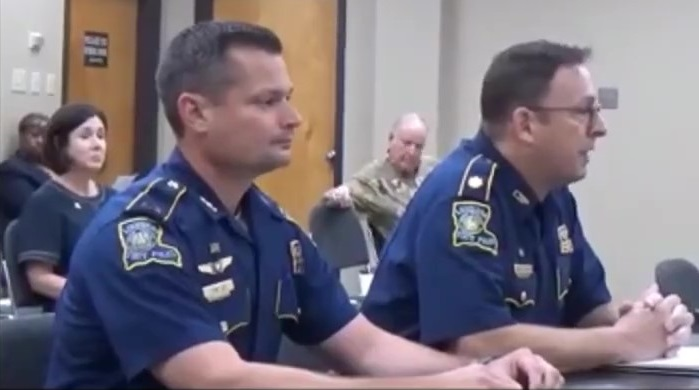 """So much for """"first and foremost, it must be a trooper"""" as State Police hires non-trooper Carl Bruce Stamey for lucrative Air Support pilot position."""