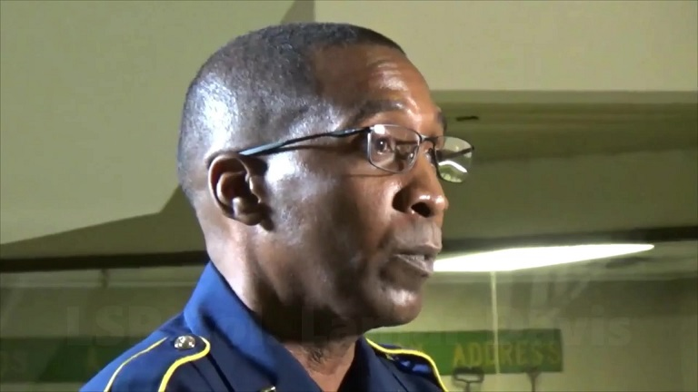 Can we now declare State Police Col. Lamar Davis to be a complete and T-total fraud?