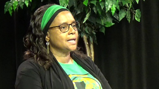 """In jam-packed news day for State Police, Belinda-Parker Brown tops it off over New Orleans TV station lambasting State Police Commission as a """"fraud"""" and """"corrupt."""""""