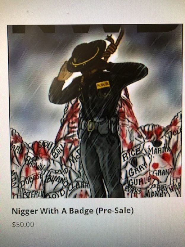 """State Police Commission likely to face the Super Bowl of trooper appeals as Trooper Carl Cavalier, author of """"Nigger with a badge,"""" is informed he'll be terminated by State Police."""